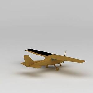 小型飛機模型