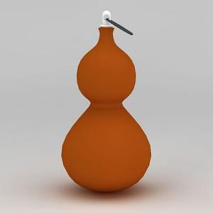酒葫蘆模型