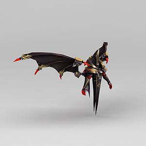 王者榮耀游戲道具裝飾模型