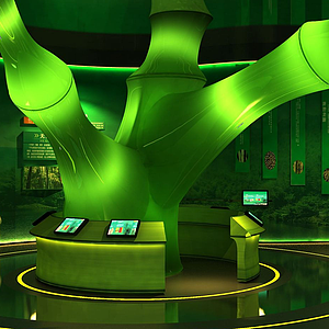 竹子的生長過程改模型