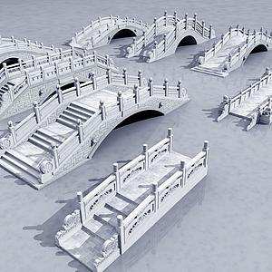 石拱橋模型