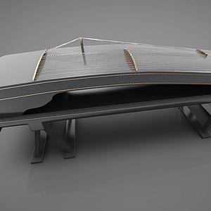 樂器琴模型
