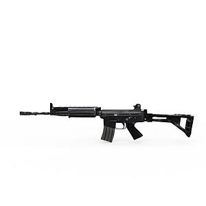 軍事槍械模型