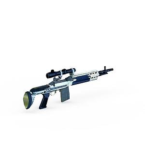 狙擊步槍模型