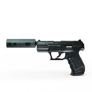 消音手槍模型