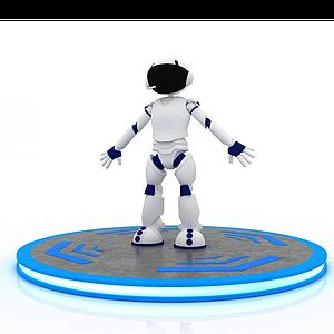 機器人模型