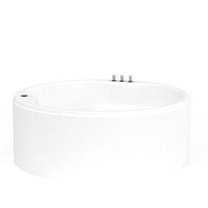 圓形洗手盆模型