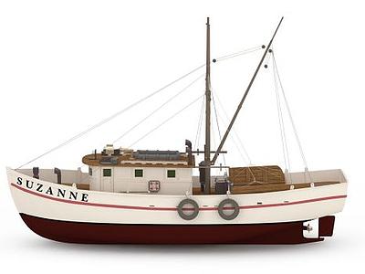 3d船舶免費模型