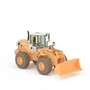 推土機模型