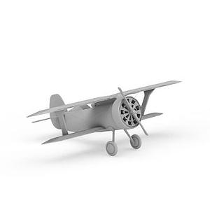 i-15戰斗機模型