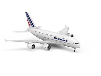 航空飛機客機模型