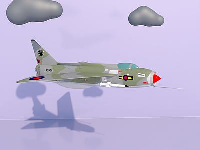 軍事戰斗機模型