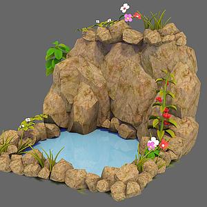 小池塘模型