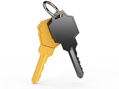 3d鑰匙免費模型