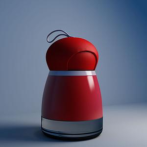 創意可愛的保溫杯模型