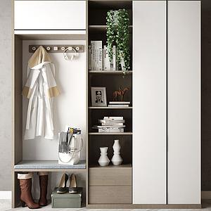 家具裝飾柜模型