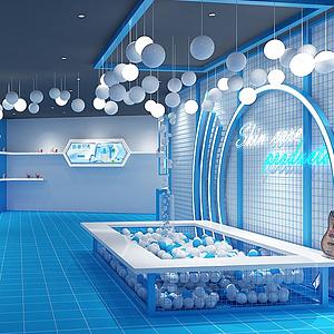 藍色空間模型