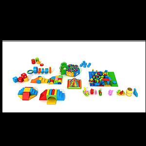 建構玩具模型