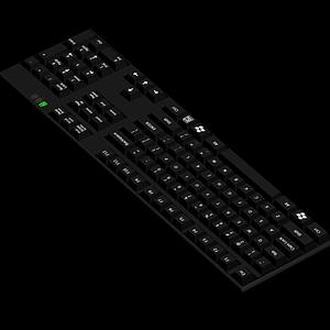 鍵盤2模型
