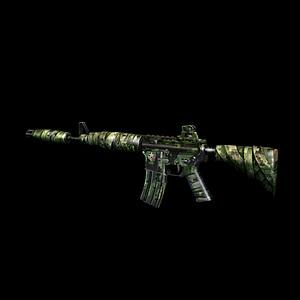 道具裝備手槍模型