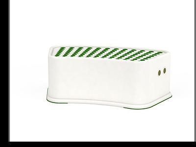 3d塑料凳免費模型