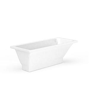嬰兒浴缸模型