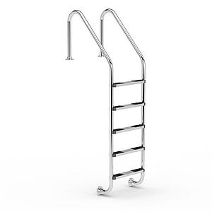 游泳池梯子模型