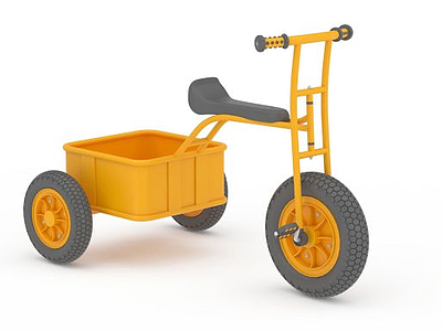 兒童皮卡車模型
