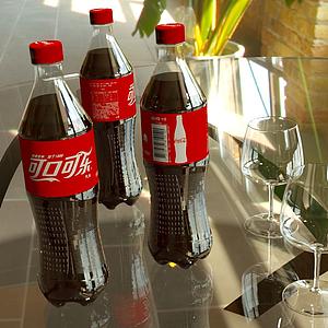 可樂高腳杯模型