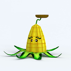 Kernel-pult玉米粒投擲機模型
