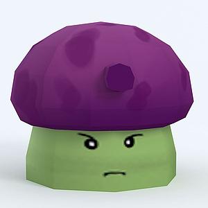 Fume-shroom大噴菇模型