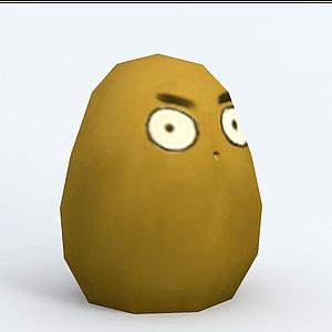 Wall-nut堅果墻模型