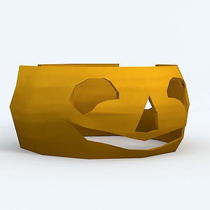 Pumpkin南瓜模型