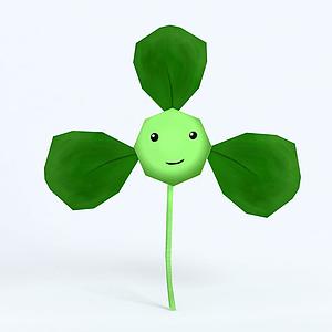 Blover三葉草模型