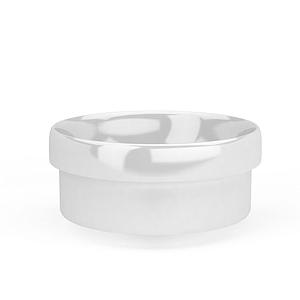 圓形小浴缸模型
