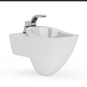 精美浴缸模型