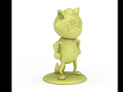 灰太狼模型