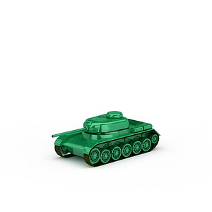 坦克玩具模型