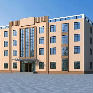 辦公樓模型