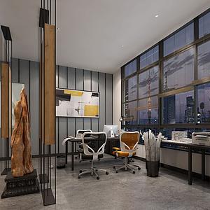 鎮辦公室模型