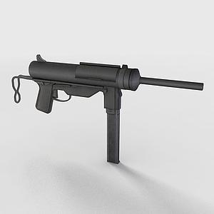 沖鋒槍模型
