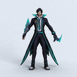 王者榮耀鎧模型
