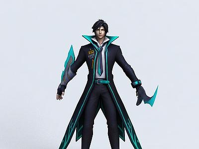 3d王者榮耀鎧模型
