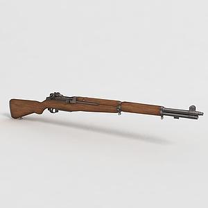 98K狙擊槍模型