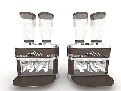 現代風格咖啡機模型3d模型
