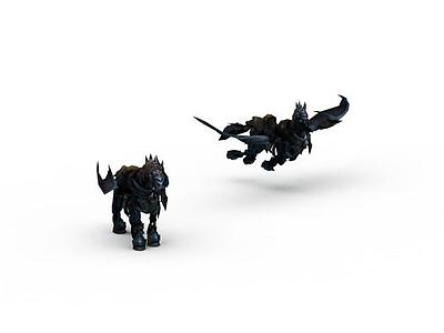 3d巫妖王模型