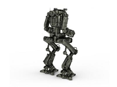 3d機器人-阿凡達模型
