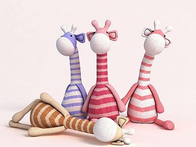 兒童玩具模型