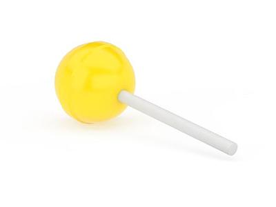 3d棒棒糖免費模型