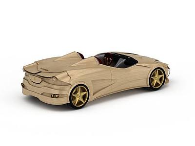 3d跑車免費模型